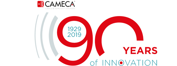 CAMECA 90 YEARS OF INNOVATION